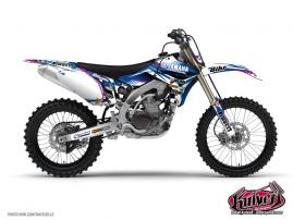Graphic Kit Dirt Bike Yamaha 450 YZF Adrien Van Beveren - 2011