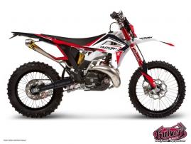 Graphic Kit Dirt Bike  Assault Gasgas 250 EC
