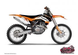 Graphic Kit Dirt Bike Assault KTM 85 SX