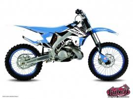 TM EN 530 4t Dirt Bike Assault Graphic Kit