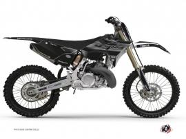 Graphic Kit Dirt Bike Black Matte Yamaha 250 YZ RTECH Revolution Black