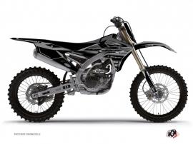 Graphic Kit Dirt Bike Black Matte Yamaha 450 YZF Black
