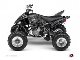 Yamaha 250 Raptor ATV CAMO Graphic kit Grey