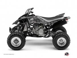 Yamaha 450 YFZ ATV CAMO Graphic kit Grey