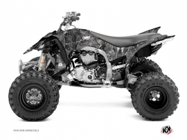 Graphic Kit ATV Camo Yamaha 450 YFZ R Grey