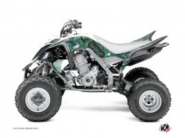 Graphic Kit ATV Camo Yamaha 660 Raptor Green