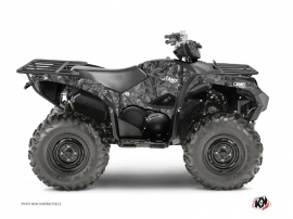 Yamaha 700-708 Grizzly ATV CAMO Graphic kit Grey