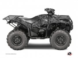 Yamaha 700-708 Kodiak ATV CAMO Graphic kit Grey
