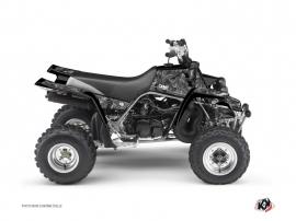 Yamaha Banshee ATV CAMO Graphic kit Grey