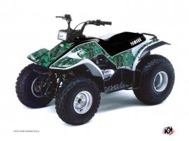 Graphic Kit ATV Camo Yamaha Breeze Green