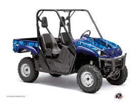 Graphic Kit UTV Camo Yamaha Rhino Blue