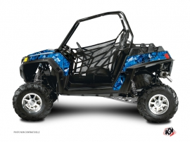 Graphic Kit UTV Camo Polaris RZR 800 S Blue