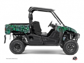 Graphic Kit UTV Camo Yamaha Viking Green