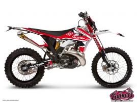 Graphic Kit Dirt Bike Chrono Gasgas 125 EC