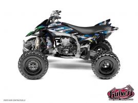 Yamaha 450 YFZ R ATV REPLICA Clément Jay Graphic kit