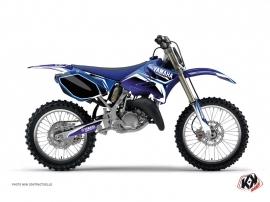 Graphic Kit Dirt Bike Concept Yamaha 125 YZ Blue