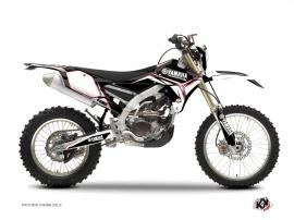 Graphic Kit Dirt Bike Concept Yamaha 250 WRF Red