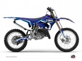 Graphic Kit Dirt Bike Concept Yamaha 250 YZ Blue
