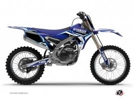 Graphic Kit Dirt Bike Concept Yamaha 250 YZF Blue