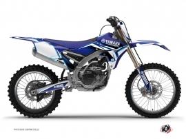 Kit Deco Dirt Bike Concept Yamaha 450 YZF Blue