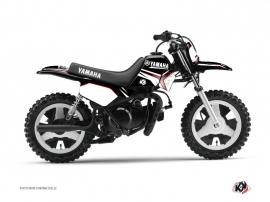 Graphic Kit Dirt Bike Concept Yamaha PW 50 Red