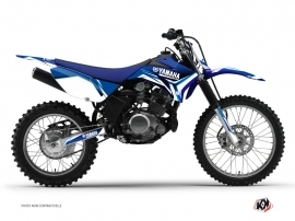 Graphic Kit Dirt Bike Concept Yamaha TTR 125 Blue