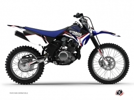 Graphic Kit Dirt Bike Concept Yamaha TTR 125 Red