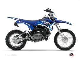 Yamaha TTR 90 Dirt Bike CONCEPT Graphic kit Blue