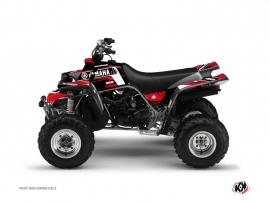 Graphic Kit ATV Corporate Yamaha Banshee Black