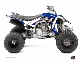 Graphic Kit ATV Corporate Yamaha 450 YFZ R Blue