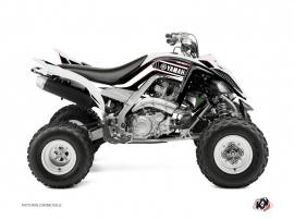 Graphic Kit ATV Corporate Yamaha 700 Raptor Black