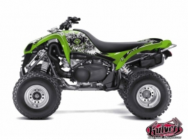 Kawasaki 700 KFX ATV DEMON Graphic kit