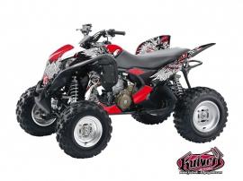 Graphic Kit ATV Demon Honda 700 TRX