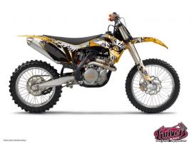 Graphic Kit Dirt Bike Demon KTM 85 SX