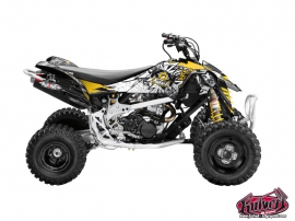 Can Am DS 450 ATV Demon Graphic Kit