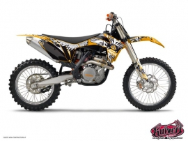 KTM EXC-EXCF Dirt Bike Demon Graphic Kit