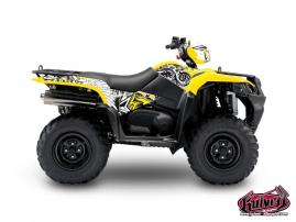 Graphic Kit ATV Demon Suzuki King Quad 750
