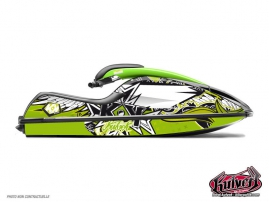 Graphic Kit Jet Ski Demon Kawasaki SXR 800