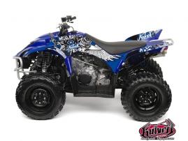 Yamaha 350-450 Wolverine ATV DEMON Graphic kit