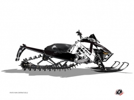 Arctic Cat Pro Climb Snowmobile Digikamo Graphic Kit White