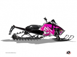 Arctic Cat Pro Climb Snowmobile Digikamo Graphic Kit Pink