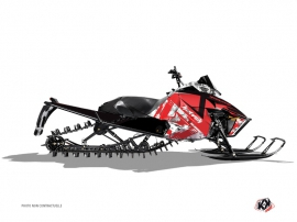 Arctic Cat Pro Climb Snowmobile Digikamo Graphic Kit Red