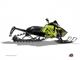 Arctic Cat Pro Climb Snowmobile Digikamo Graphic Kit Green