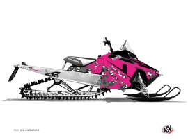 Polaris RMK Snowmobile DIGIKAMO Graphic kit Pink