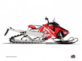 Polaris RMK Snowmobile DIGIKAMO Graphic kit Red