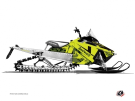 Polaris RMK Snowmobile DIGIKAMO Graphic kit Green