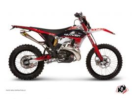 Graphic Kit Dirt Bike Eraser Gasgas 250 EC Red White