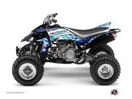 Yamaha 450 YFZ ATV ERASER Graphic kit Blue