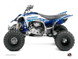 Graphic Kit ATV Eraser Yamaha 450 YFZ R Blue