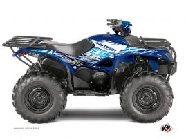 Graphic Kit ATV Eraser Yamaha 700-708 Kodiak Blue
